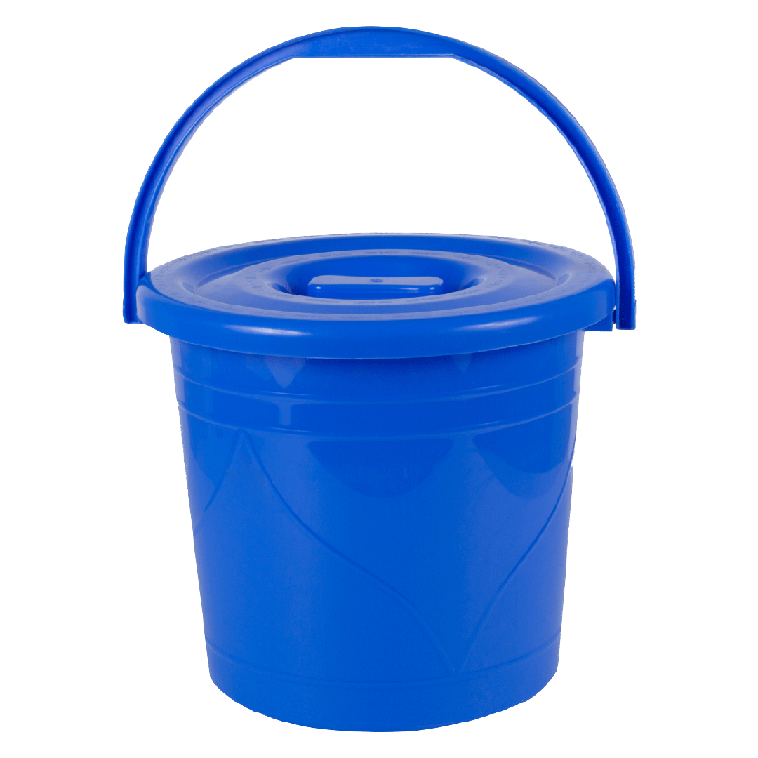 Bucket with Lid-5 Litter