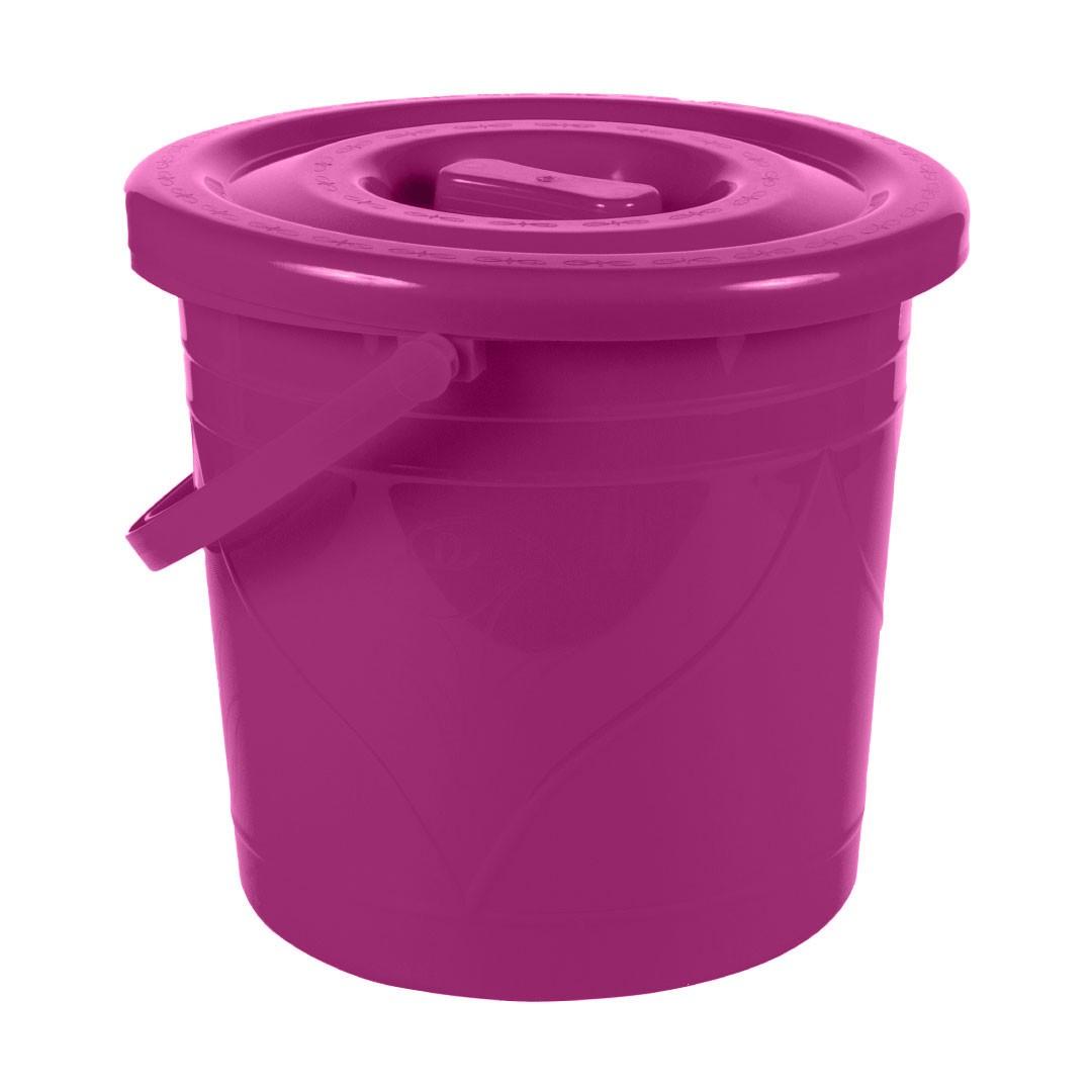 New Design Bucket with Lid-10 Litter