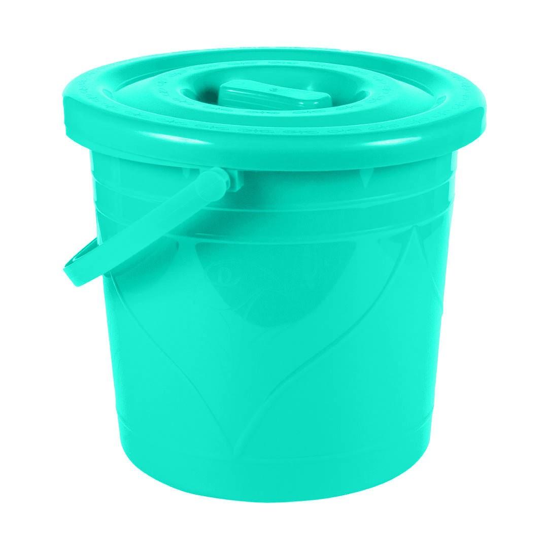 New Design Bucket with Lid-8 Litter