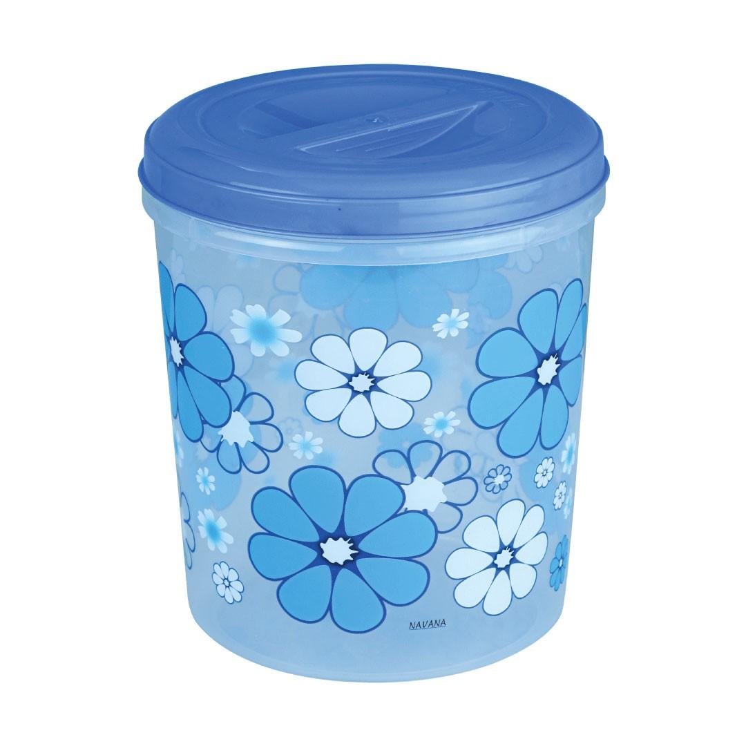 Round Storage Container 5 Litter