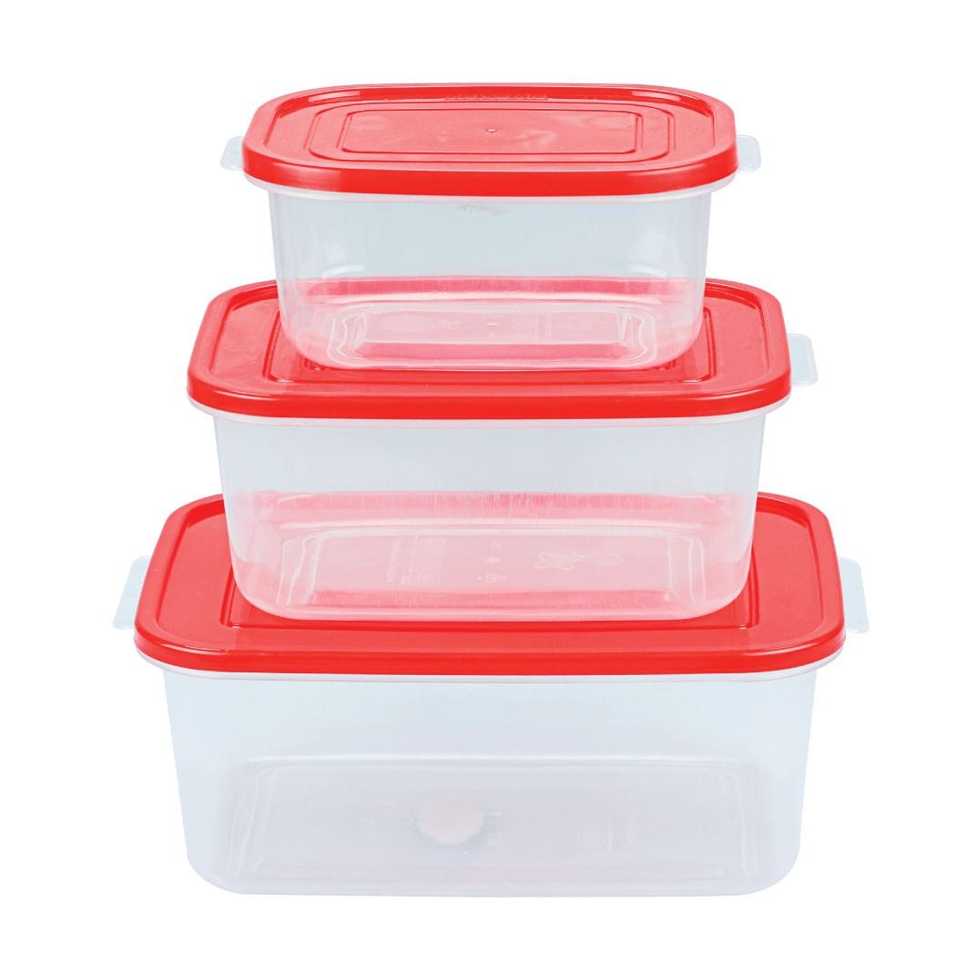 Square Container 0.75 Litter