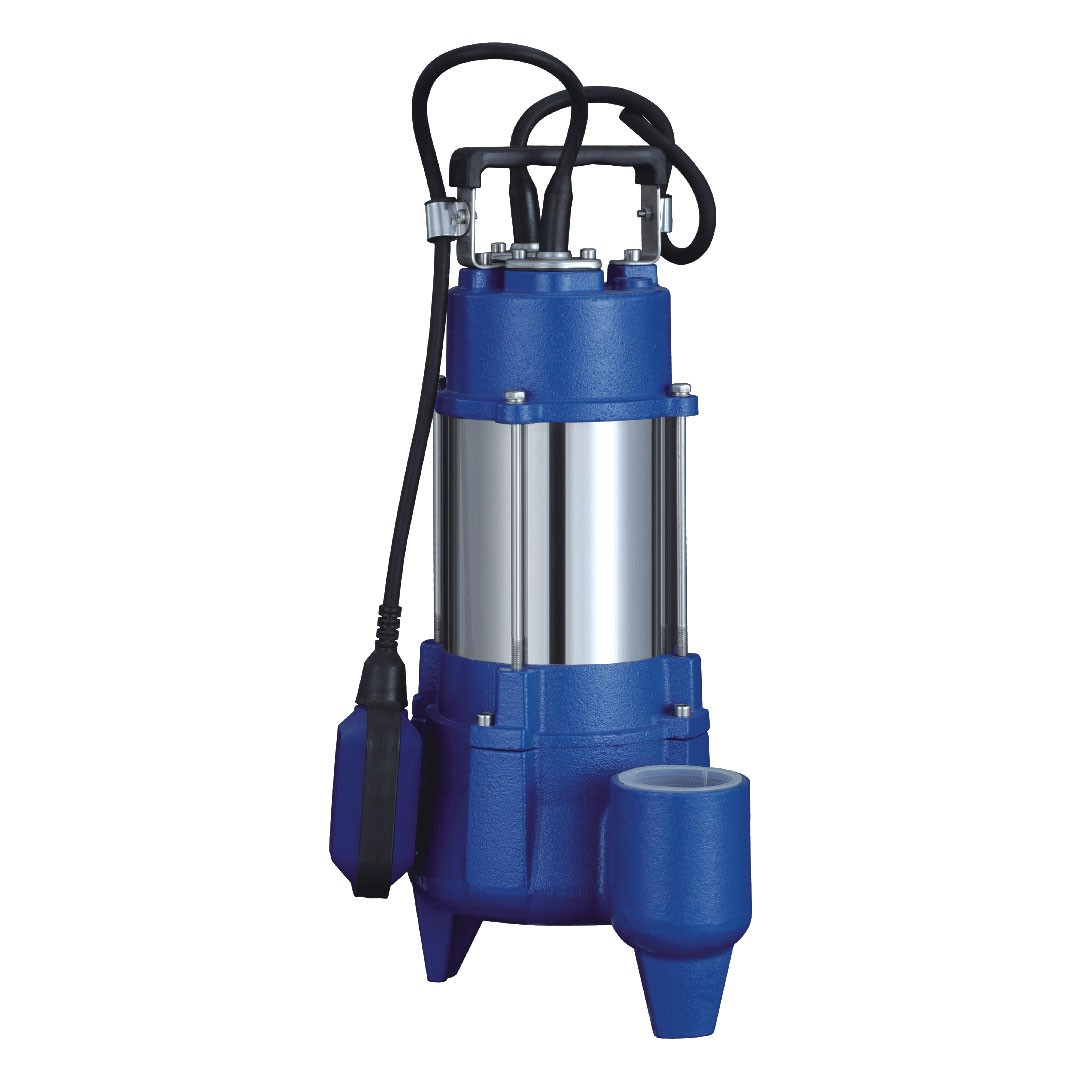 STAINLESS STEEL SUBMERSIBLE SEWAGE PUMPS-NESP14/7/1.1ID
